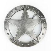 Stella sceriffo argento