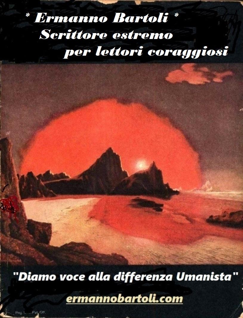 Cielo rosso - Scrittore estremo