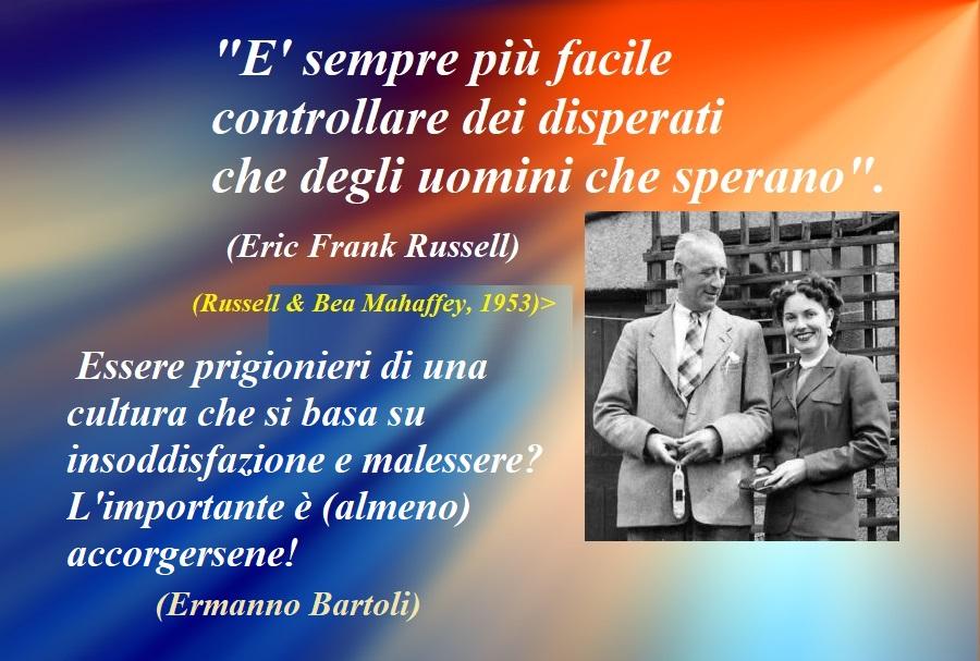 Russell Controllo & accogersi