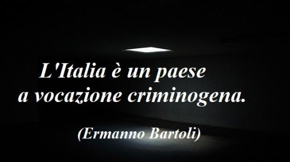 Vocazione criminogena