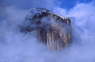 Yosemite cloudy_el_cap
