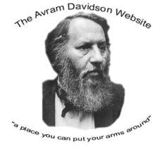 Davidson Avram 1923 - 1993