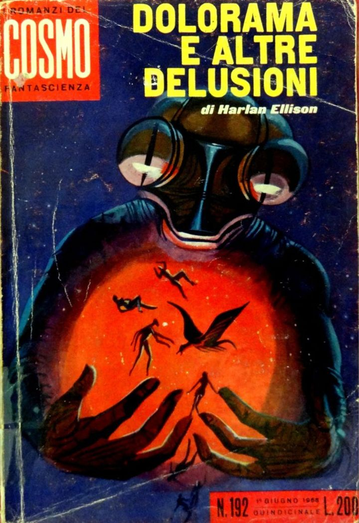 Ellison - Dolorama e altre delusioni
