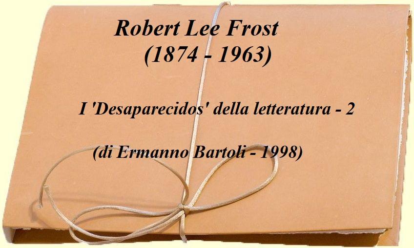 Libro oriz - Frost