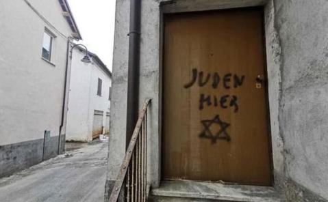 Qui ci sono ebrei