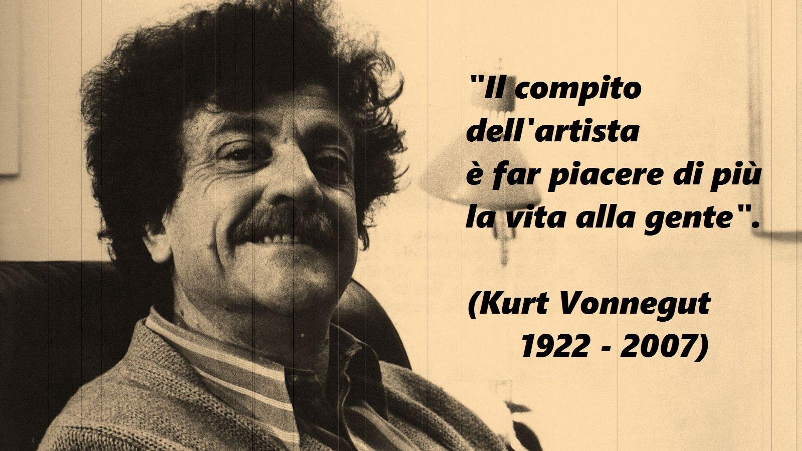 Vonnegut Kurt - Compito artista