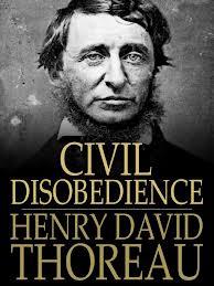 civil-disobedience thoreau