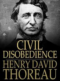 civil-disobedience thoreau