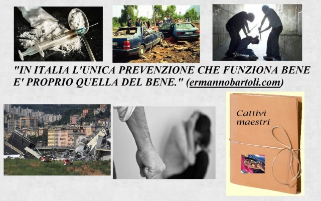 Italia - Prevenzione del bene