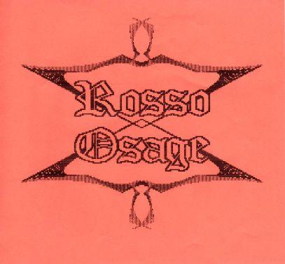 Logo Rosso Osage