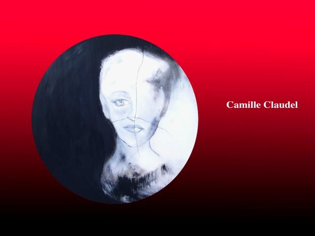 Anna disco Camille red-black 30x40