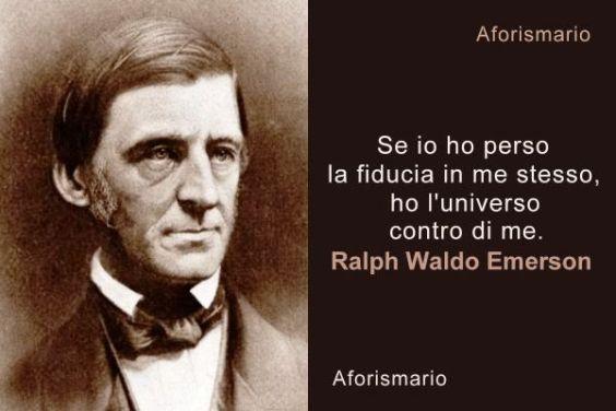 Emerson - Aforisma Self Reliance